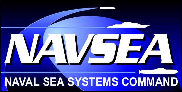 Naval Sea Systems Command logo